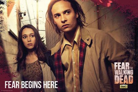 Plakat The Walking Dead  (1)