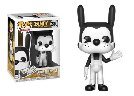 Bendy and the Ink Machine - Boris the Wolf (1)