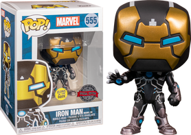 Marvel - Iron Man GITD