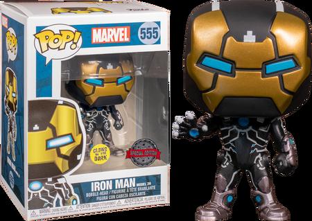 Marvel - Iron Man GITD  (1)
