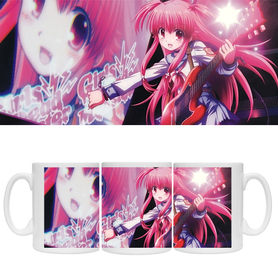 Kubek 330ml Angel Beats!
