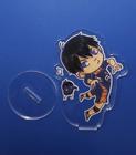Zestaw dwóch figurek Haikyuu!! - Kageyama i Hinata + Gratis (2)