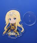 Zestaw czterech figurek Sword Art Online + Gratis (2)