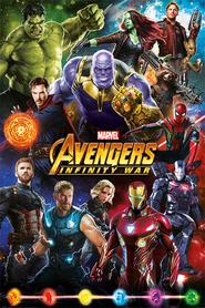 Plakat Avengers Infinity War 01