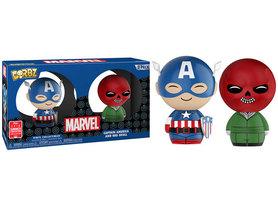 Marvel - Captain America & Red Skull